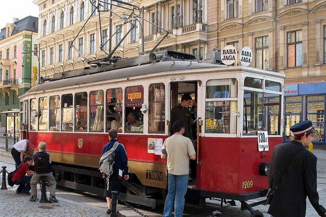 Breslau Rundfahrt mit Guide - historische Strassenbahn, 2 h Gruppe 1-15 Personen