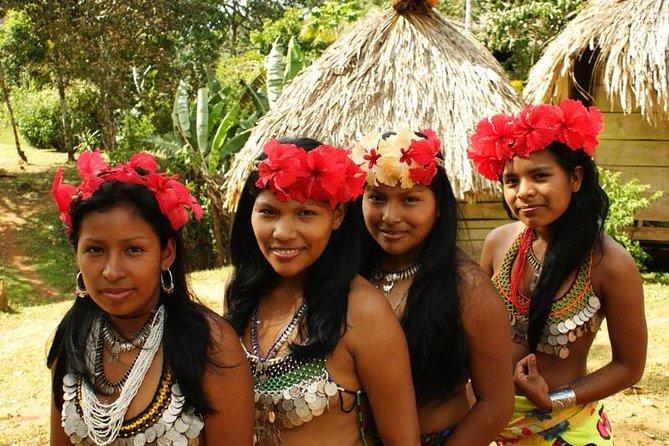 Embera Indian Culture Tour