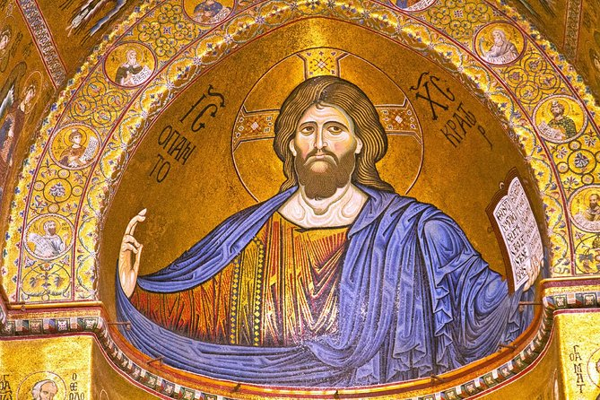 Monreale tour: stunning mosaics and beautiful blend of christian and islamic photo 1