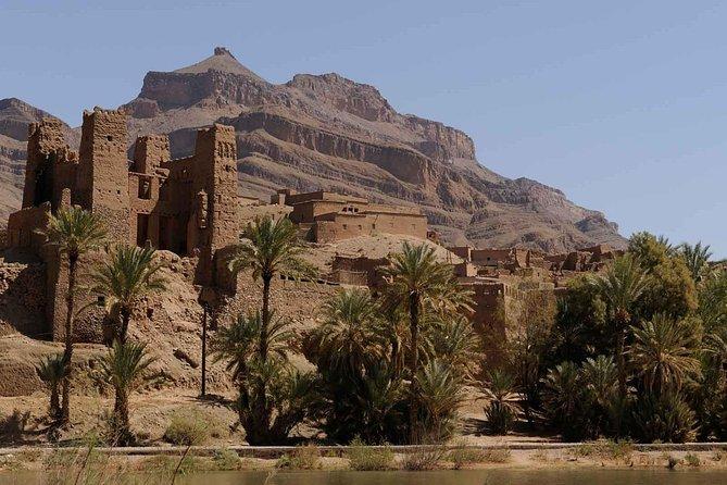 2 Days Tour Marrakech to Zagora, Overnight In Desert Camp & Camel Riding