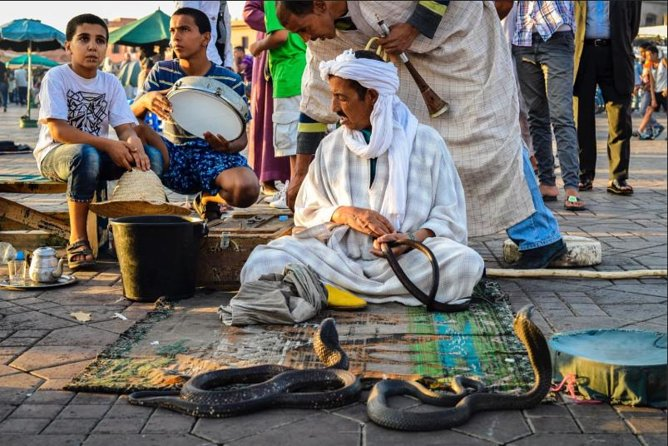 Marrakech Souks & Monuments : Private guided tour