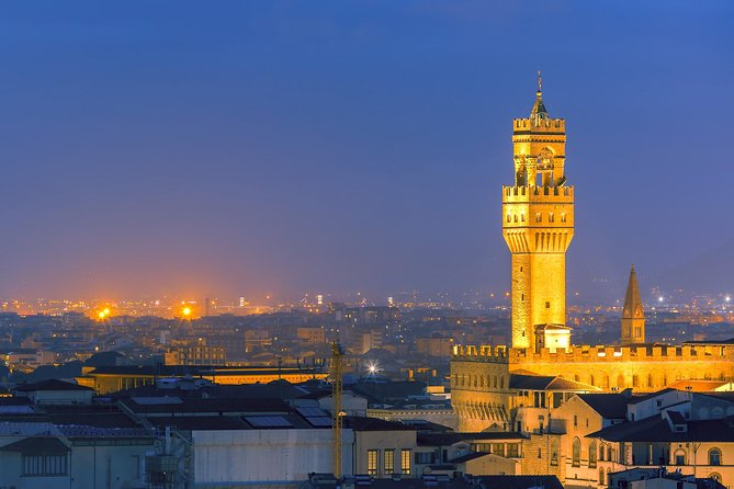 Private Walking Tour and Uffizi Museum in Florence