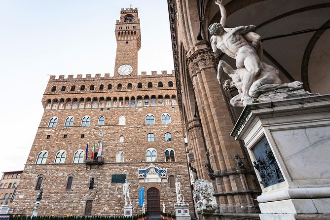 Visite privée De Medici d'une journée à Florence