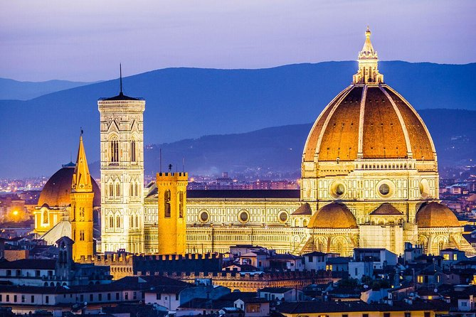 Private Tour of Museum, Cathedral and Baptistery and walking tour of Florence