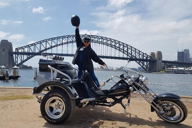 Sydney Sights Trike Tour 1 Hour