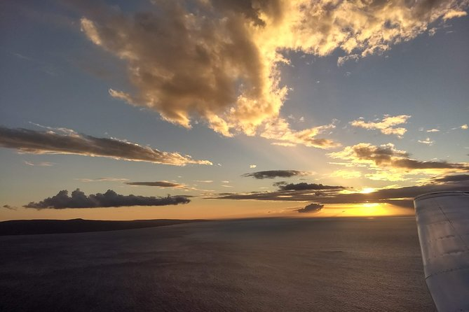Romantic Sunset Champagne -Private- Maui Air Tour: Intimate & Spectacular!