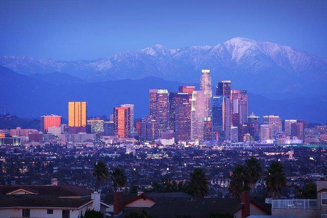 Grand tour de la ville de Los Angeles