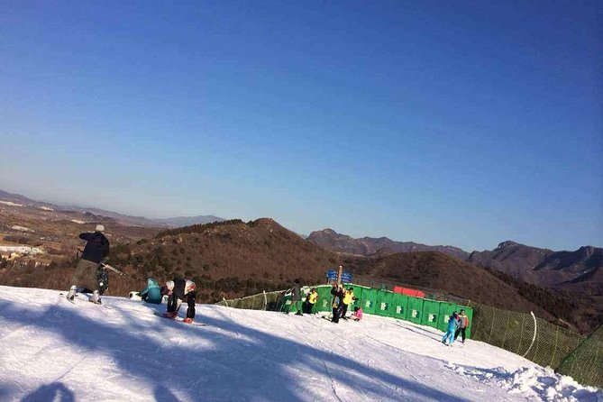 Private Day Trip to Beijing Nanshan Ski Resort