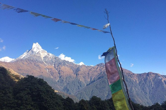 Annapurna Foothill Hiking