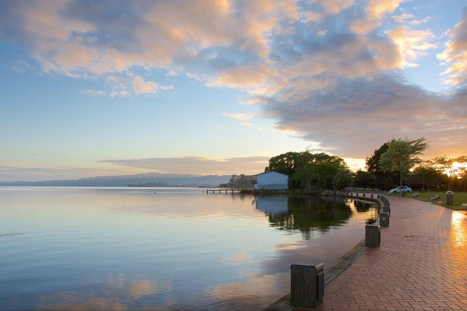 Private Tour: Rotorua and Waitomo Caves Day Trip from Auckland