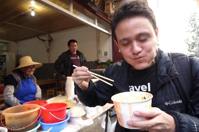 Private Beijing Street Food Tasting Tour with Bizarre Food Option photo 4
