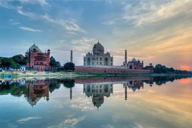 Taj Mahal day trip from Delhi