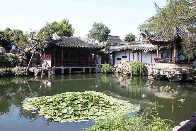 Private tour - Suzhou Day Tour A