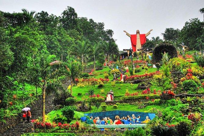 Kamay Ni Hesus and Nagcarlan Church from Manila (Private Tour)