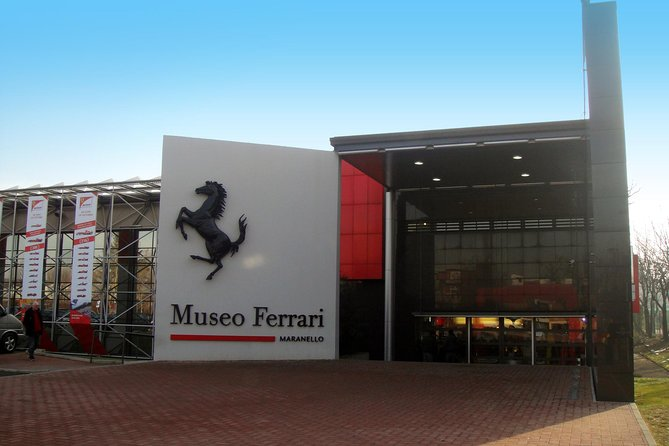 Maranello: Ferrari Museum & Balsamic Vinegar Tour