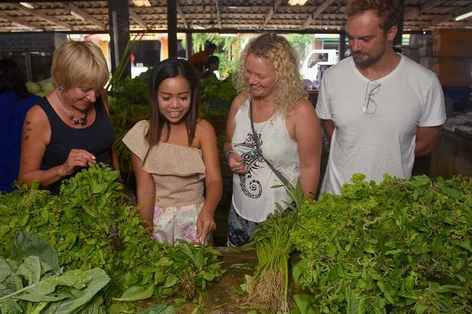 Riverside Thai Cooking Class in Khao Lak with Market Tour