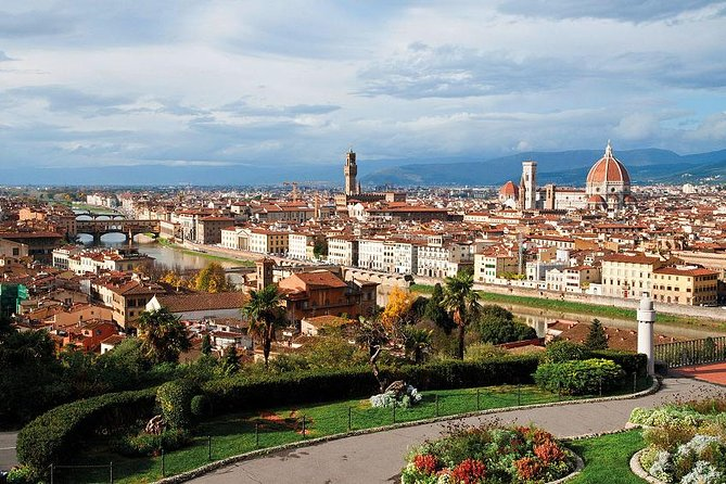 Florence and Hills City Tour, Duomo Complex and Accademia Gallery skip-the line