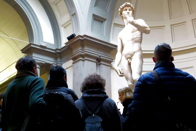 Skip-the-Line Florence Accademia Gallery Small Group Tour