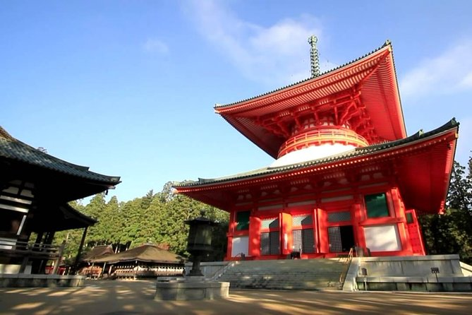 Mt.Koya & Kumanokodo 3-day walking tour (Round trip from Osaka)