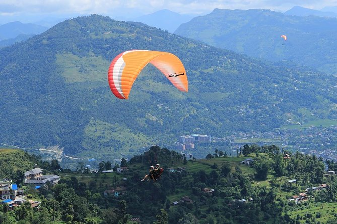 The most Exhilarating Paragliding Near Kathmandu