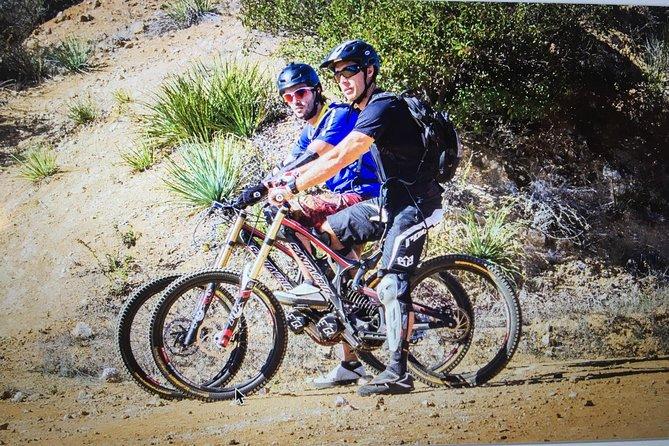 Best Electric Mtn. Bike Experience -whittier