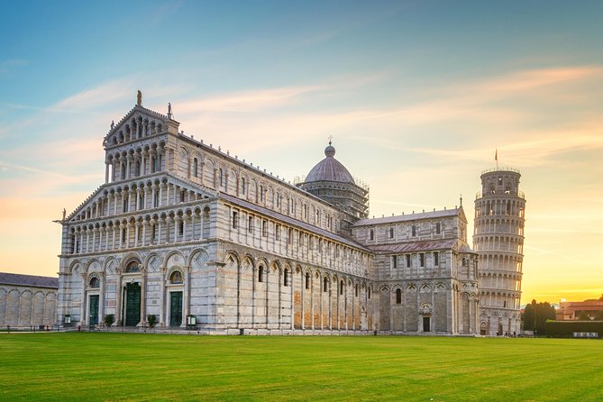 Pisa from Florence afternoon Tour including Skip-the-Line Leaning Tower Ticket