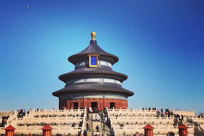 Private Day Tour to Temple of Heaven, Hutong and Calligraphy Class