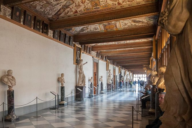 Uffizi and Accademia Galleries Independent Morning Tour