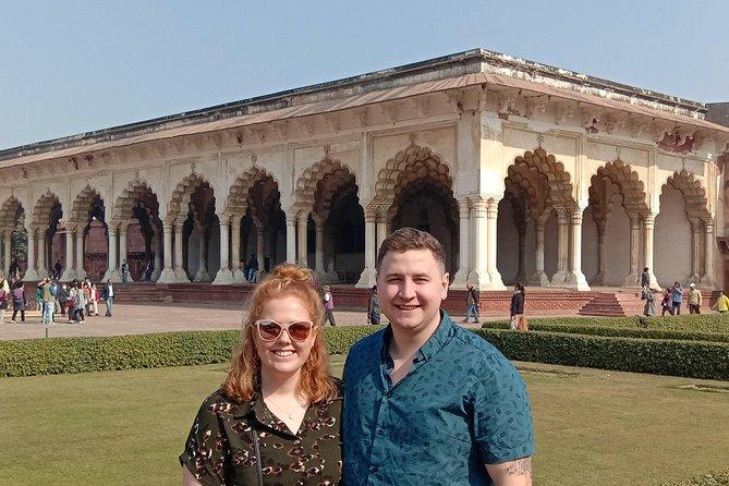 Delhi Agra Delhi With Lunch