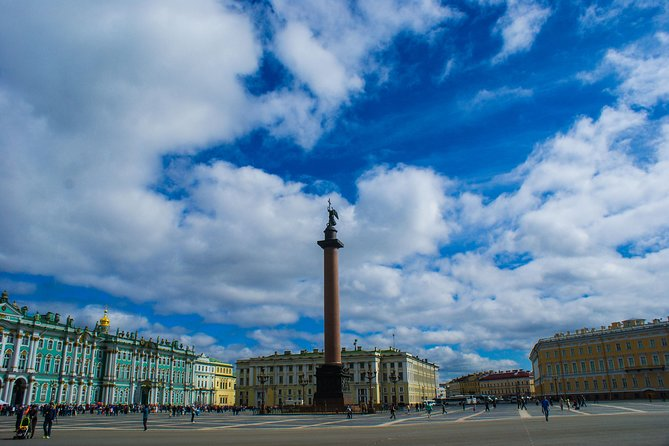 Saint Peterburg Must-See Highlights visa free 1 day package