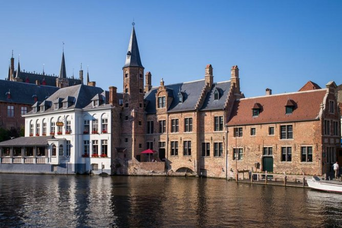Bruges Private Tour from Amsterdam with Private Driver-Private Guide-Private Car