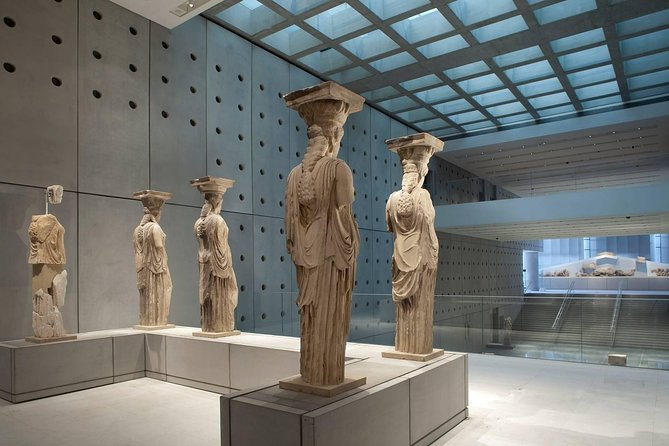 Skip the Line: Admission Ticket for Acropolis Museum