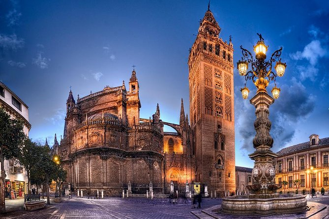 Seville Panoramic Walking Tour