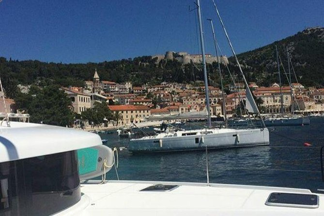 7-Day sailing experience to Hvar, Brac & Vis from Split on a Yacht with Skipper