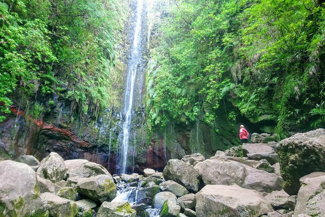 Levada 25 Fountains, Rabaçal, Risco and more Challenging small group walk