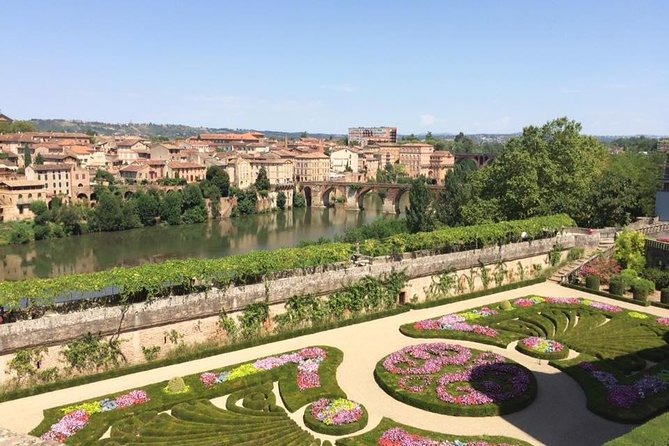 Day Tour to Albi & Cordes sur Ciel. Private tour from Carcassonne and around.