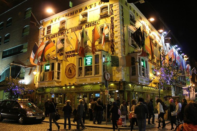 Dublin Off The Beaten Path: Discover Temple Bar
