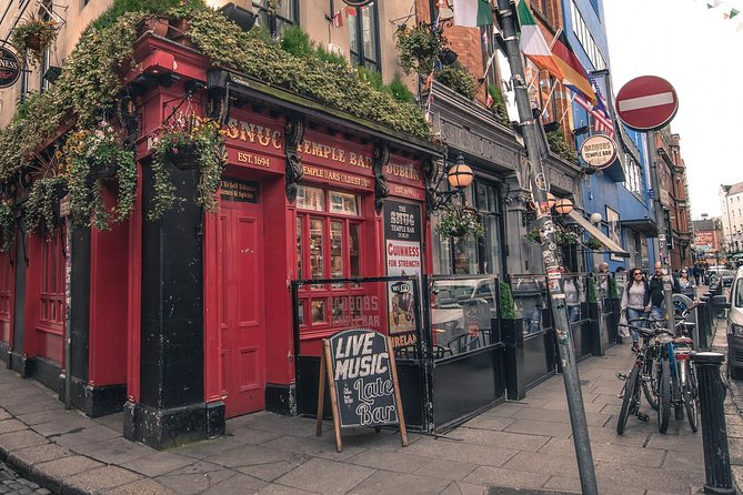 Dublin Off The Beaten Path: Discover Temple Bar