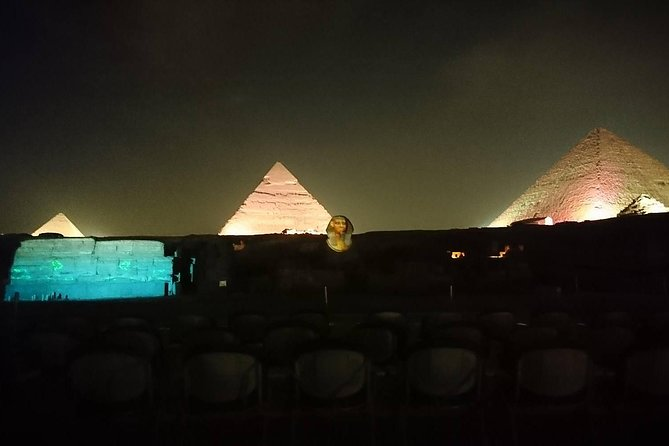 Sound Light Show On Pyramids Daily Trip In Cairo photo 3