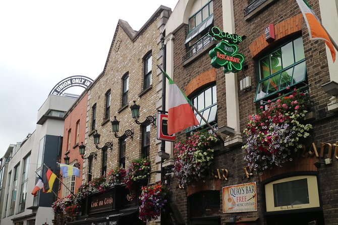 Private 4-Hour Dublin Tour With A Local Host