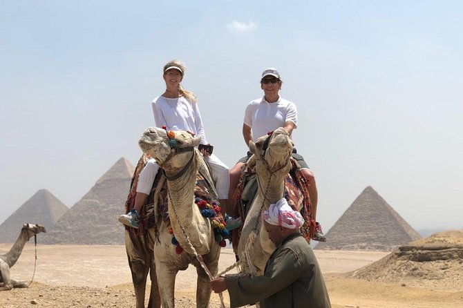 Half Day Tour Adventure for the Pyramids sphinx 45 Minutes camel Ride photo 15