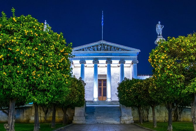 Athens by Night: 4-Hour Small Group Guided Tour