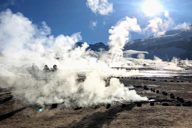 Small-Group Tour to Tatio Geysers Machuca Village & Rio Putana wetlands photo 11