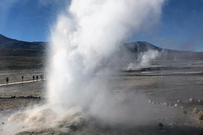 Small-Group Tour to Tatio Geysers Machuca Village & Rio Putana wetlands photo 8