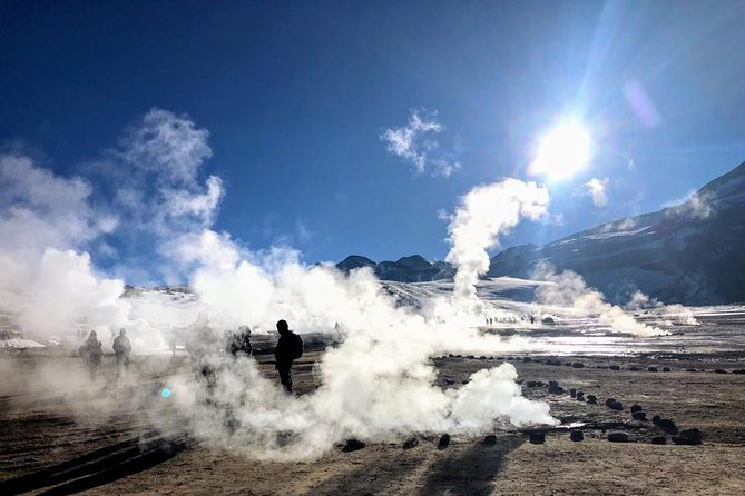 Small-Group Tour to Tatio Geysers Machuca Village & Rio Putana wetlands photo 3