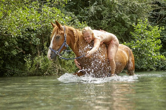 Horse Riding in Tuscany for Experienced Riders: Full-day Trail Ride
