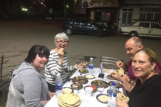 food tour private tour from cairo or giza hotel