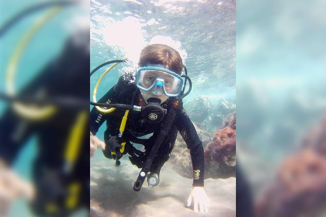 Scuba Diving Baptism from Playa del Ingles in Gran Canaria photo 6