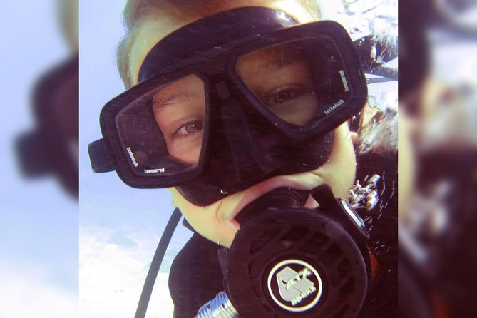 Scuba Diving Baptism from Playa del Ingles in Gran Canaria photo 3