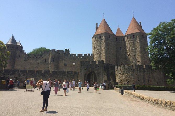 Cité de Carcassonne Guided Walking tour. Private tour.